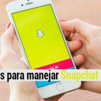 Los 6 mejores trucos para manejar Snapchat