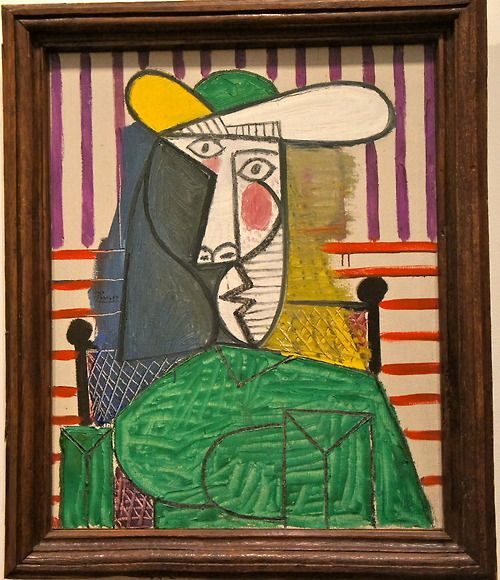 Picasso at the Tate Modern, London.  http://cultureclubdaily.com/post/35140830659/picasso-at-the-tate-modern http://cultureclubdaily.com/post/35140830659/picasso-at-the-tate-modern