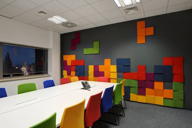 Fluffo Cubic - acoustic soft wall panels