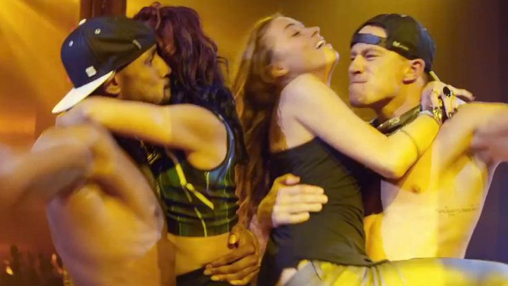 Magic Mike XXL Trailer, it was AMAZING! *drools*