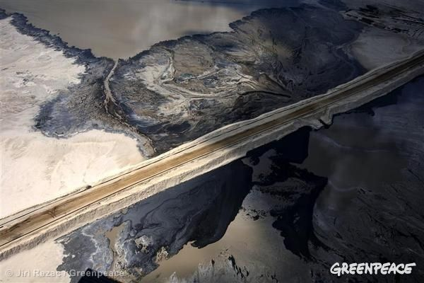 Is this the environmental leadership we can expect from a Jim Prentice gov't? | Greenpeace Canada