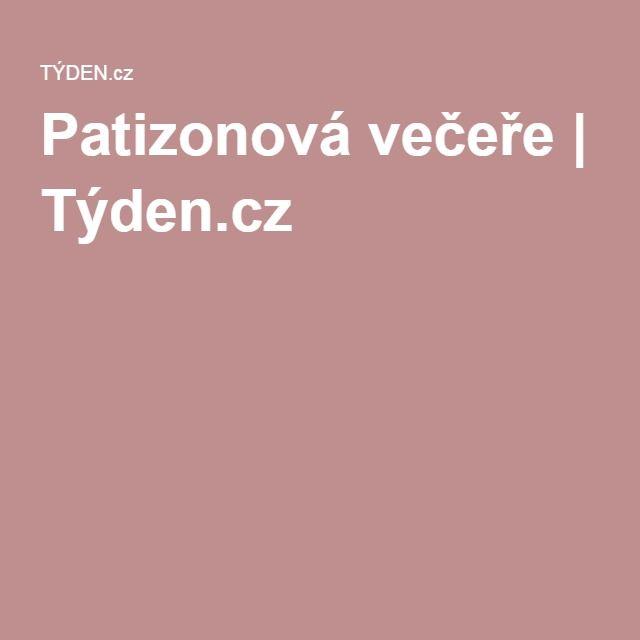 Patizonová večeře | Týden.cz