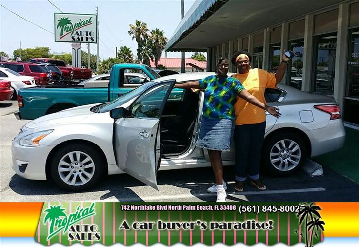MY NAME IS LAKETSHA AND I WOULD LIKE TO PERSONALLY THANK TROPICAL AUTO SALES FOR REALLY GOING FAR AND BEYOND TO MAKE ME HAPPY AND COMFORTABLE. JOEY LOVE REALLY WENT THE EXTRA MILE FOR ME. JOEY LOVE WAS PATIENT AND POLITE. I WAS BLESSED TO HAVE JENNIFER HELP. JENNIFER MADE SURE I REALLY UNDERSTOOD ALL MY PAPERWORK AND PAYMENT INSTRUCTIONS. I LOVE THIS PLACE BUT IT WOULDN'T WORK WITHOUT THE PEOLE THAT GOD PLACED TO WORK HERE. I WILL BE FOREVER THNAKFUL FOR OZ. I AM VERY BLESSED AND…