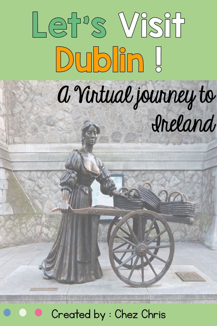 Embark On A Virtual Journey To Ireland To Dublin With These Group Work Activities Your Students Will Discove Visit Dublin History Education Grammar For Kids