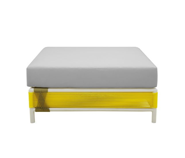 Volpi Pouf Treniq Foot Stools. View thousands of luxury interior products on www.treniq.com