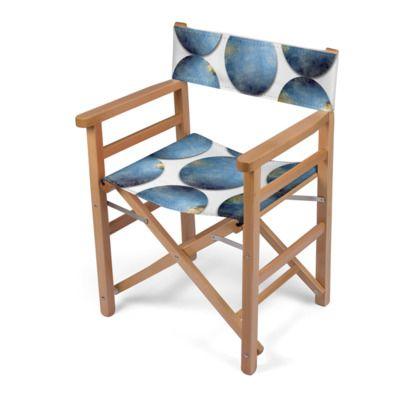 "Sedia da regista ""Pool"" Director's Chair"