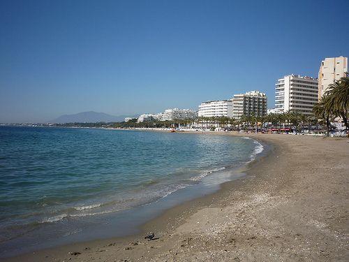 imagenes marbella playa fontanilla | marbella Marbella, un destino de playa muy chic
