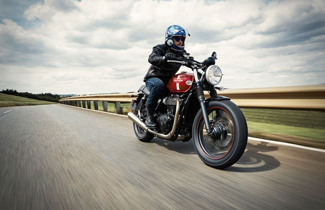 Triumph Motorcycle India has started taking up the bookings for its most economical bike, the 2016 Triumph Street Twin in the country.