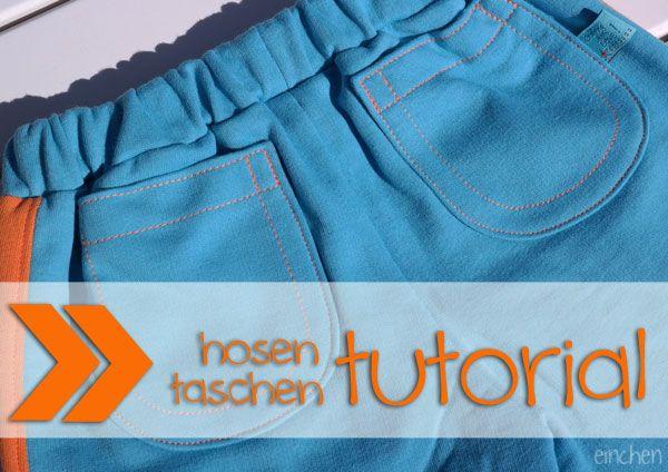 tutorial für hosentaschen und summer kids sew along {finale}