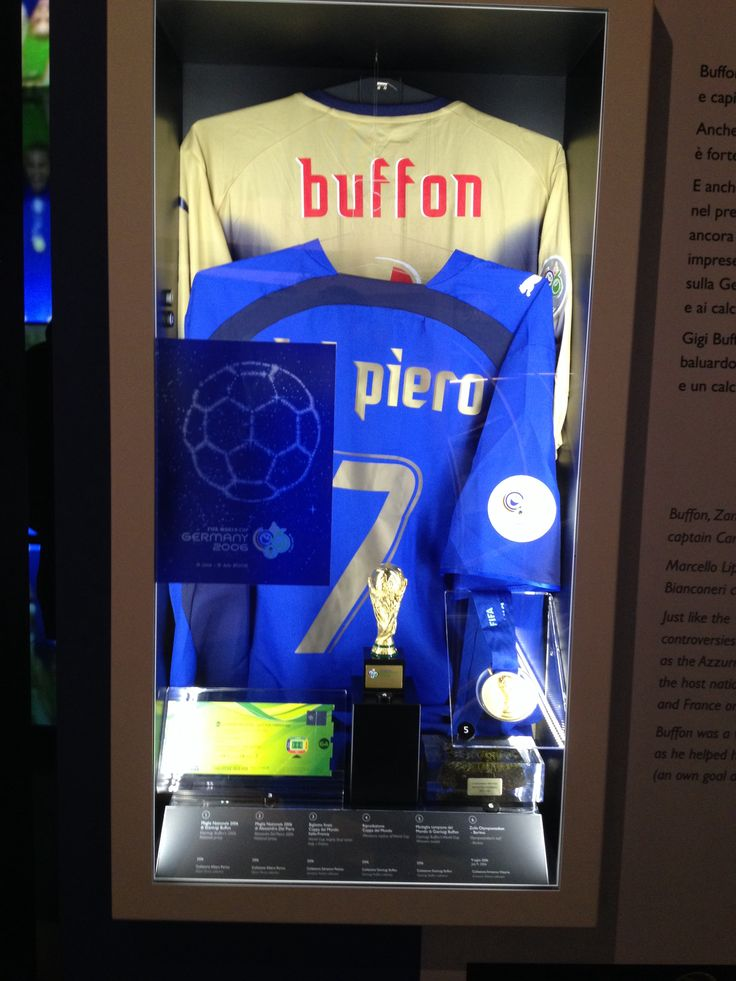 Juventus Museum-Mondiali di calcio Germania 2006