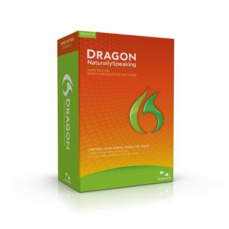Turn Talk into Text-Dragon NaturallySpeaking 12 Home speech recognition software ignites new levels of creativity and convenience by letting you interact with your PC using your voice. Dragon recognizes what you say and how you say it so you can turn talk into text and enjoy using your voice to command your PC and applications. Say words and they appear on your screen - three times faster than typing.Price: $65.95