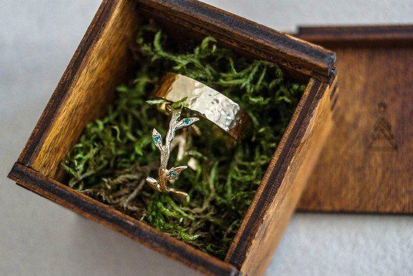обручальные и помолвочные кольца | 79 фотографий