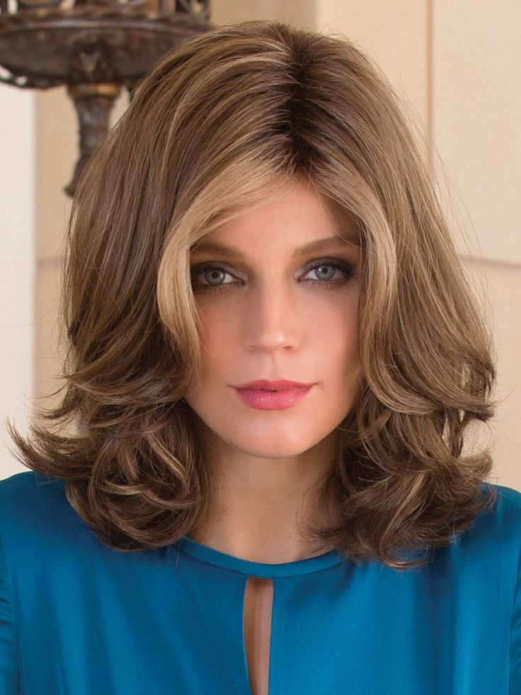 Carrie Synthetic Wig by Noriko