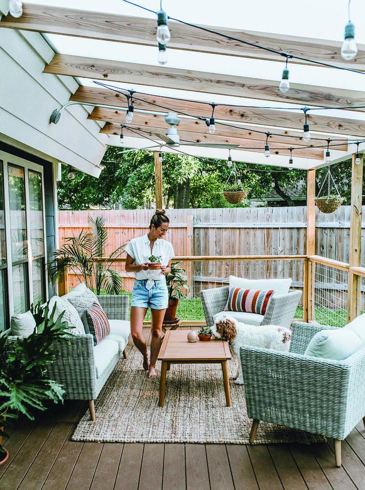 Roof Design Ideas: Artistic Tips For Your Pergola