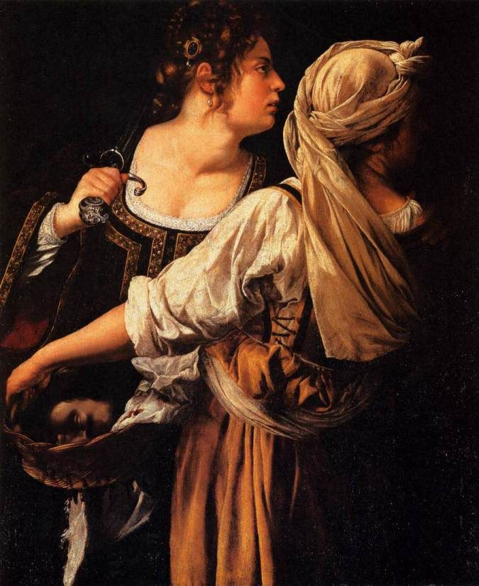 the life of artemisia gentileschi Artemisia gentileschi was born on 8 july 1593 in rome to orazio gentileschi and his wife prudentia montone her father orazio was an accomplished painter who specialised in the mannerist style of painting and was also a keen follower of the works of caravaggio.