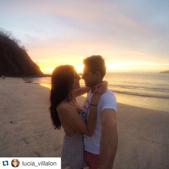#Repost @lucia_villalon with @repostapp.  No hay mejor manera de pasar este día que estando a tu lado... Gracias por tanto y por todo! Te adoro... #1422 ・・・ Feliz cumpleaños mi Moque. El primero de muchiiiiisimos más juntos... Porque de aquí a que te hagas anciano ya no te libras de mi!!  te adoro @ch14_instagram #1422 #moque #allofme #feyconfianza