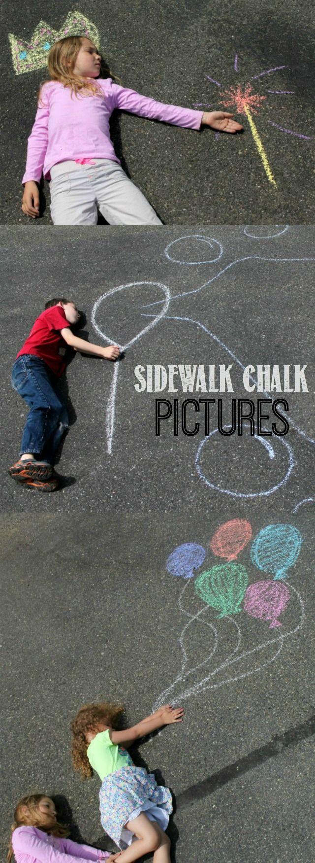 Sidewalk Chalk Pictures on www.girllovesglam.com