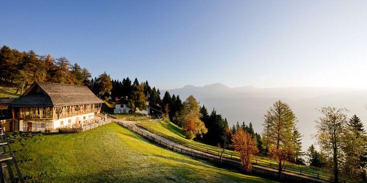 vigilius mountain resort – Design Hotel a 5 stelle - Monte San Vigilio – Alto Adige