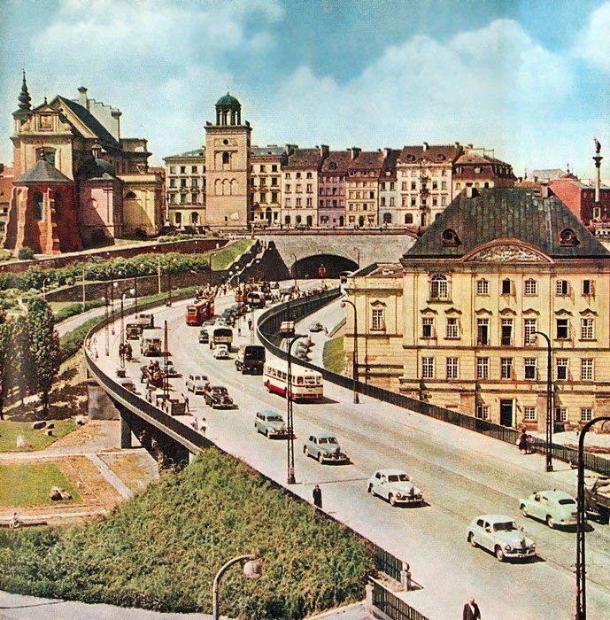 Warszawa (1960-70)
