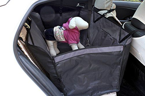 Lovely Baby Quality Antislip Waterproof Pet Dogs Hammock Functional Car Seat Cover YCDDC6001LYGY * Be sure to check out this awesome product.