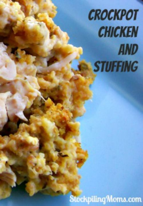 So easy to make with only 4 ingredients and a crockpot! My family loves this dinner recipe!