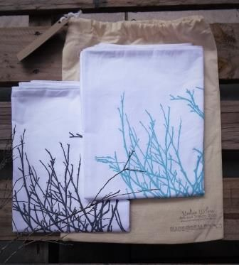 For the Home: Linens - Made at Seal Rocks