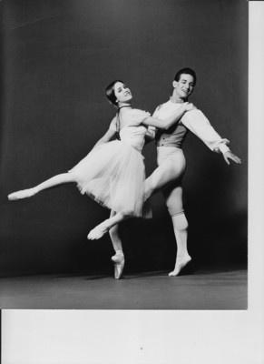 Podcast with former Joffrey and San Francisco Ballet principal Tina LeBlanc
