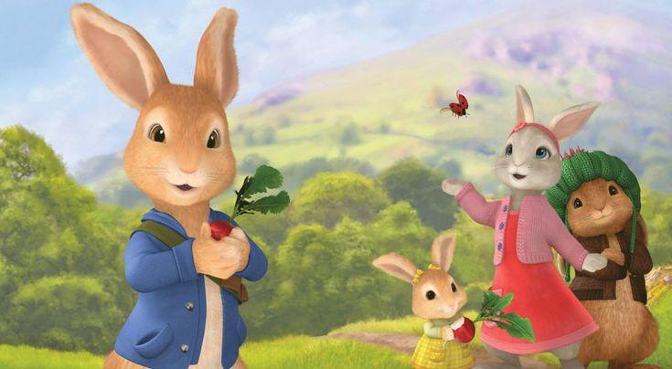 Pin Di Cristina Su Personaggi Con Faccia Animale Peter Rabbit Beatrix Potter Gatti