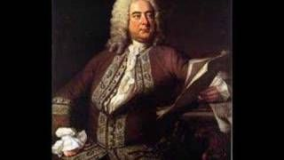 George Frideric Handel - The Arrival of the Queen of Sheba, via YouTube.  Great Recessional! Love this!