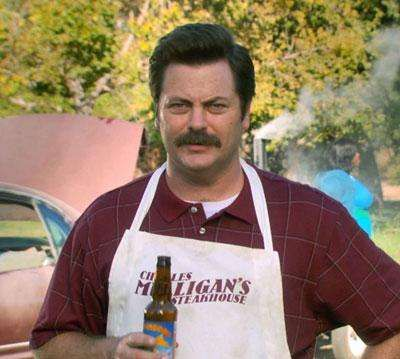 The Best Ron Swanson GIFs of All Time
