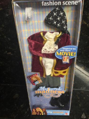 My-Scene-Boy-Barbie-Doll-Clothing-New-Fashions-Masquerade-Halloween-Pirate