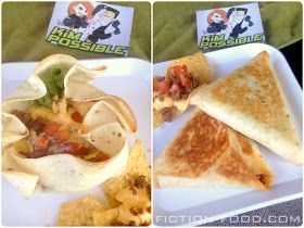 """Fiction-Food Café: The Naco, Two Ways, from """"Kim Possible"""""""