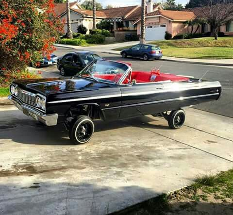 '64 Impala Convertible