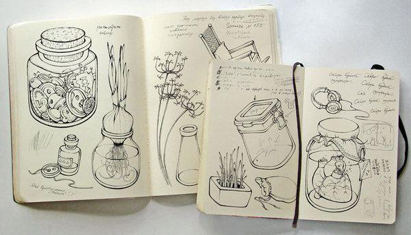 { Sketchbook }