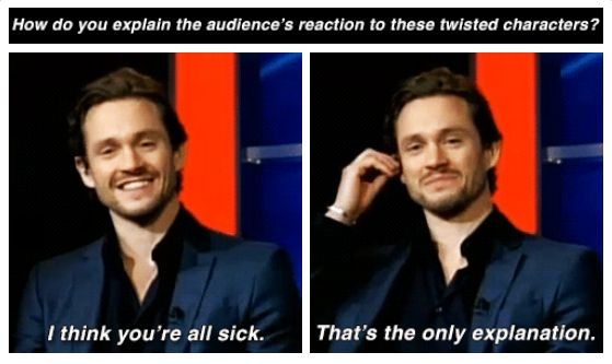 Hugh Dancy (lol)