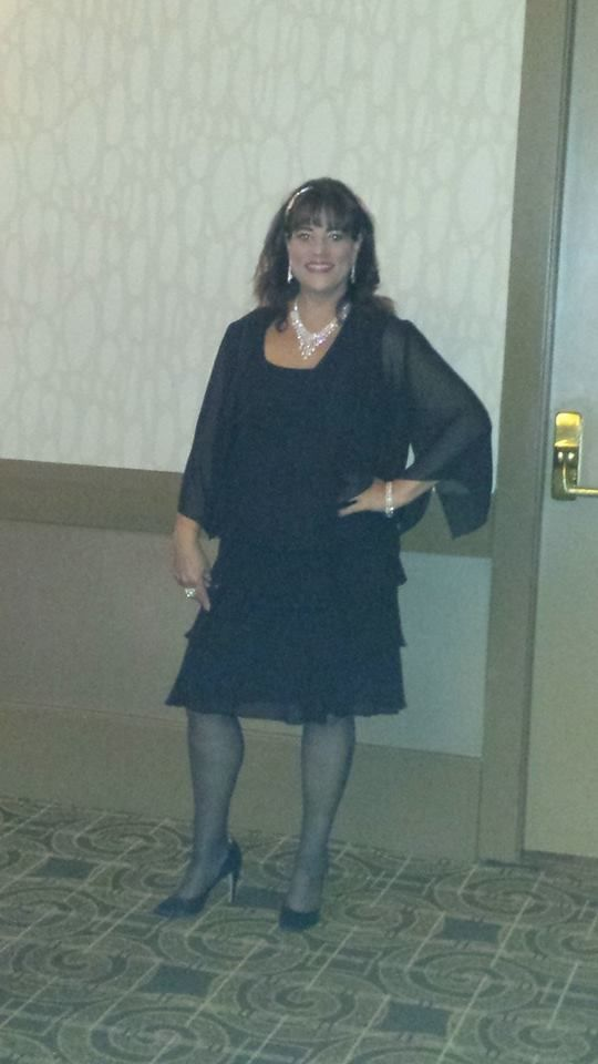 All dressed up and ready to perform backup for Rodney Saulsberry as he performs his song BETTER THAN BEFORE at VOICE2014