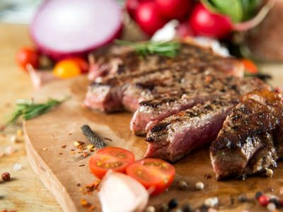 Juicy Paleo Flank Steak for Two