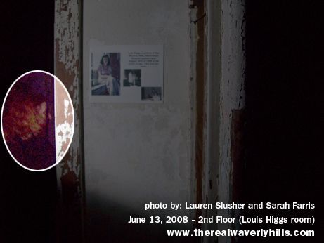 June 13 2008 2nd floor (Louis Higgs Room) | Waverly Hills ...