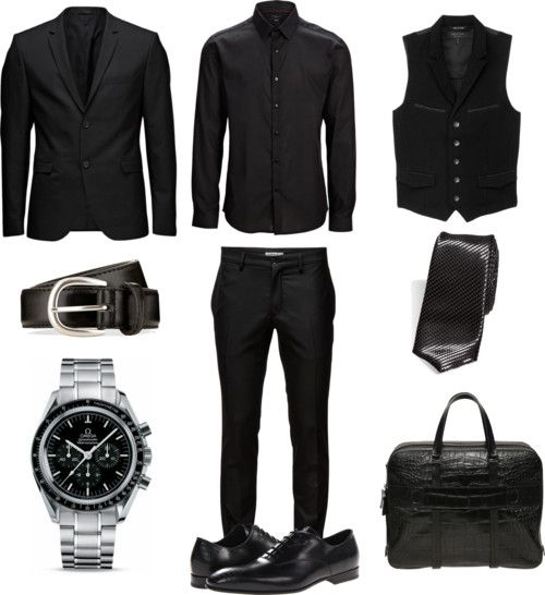 """7 Sugestões de Combinações para Looks """"Total Black"""""""