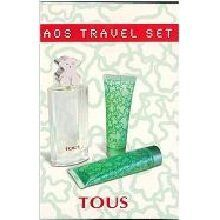 Tous Gift Set 3 Pieces (1.7 oz. Eau De Toilette Spray + 1.7 oz. Body lotion + 1.7 oz. Gel) Women by Tous by Tous. $49.99