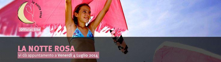 Notte Rosa 2014 a Riccione. Weekend di divertimento ed eventi tra concerti, spettacoli ed esibizioni in Riviera. Offerta hotel 3 stelle sul mare 4 luglio 2014