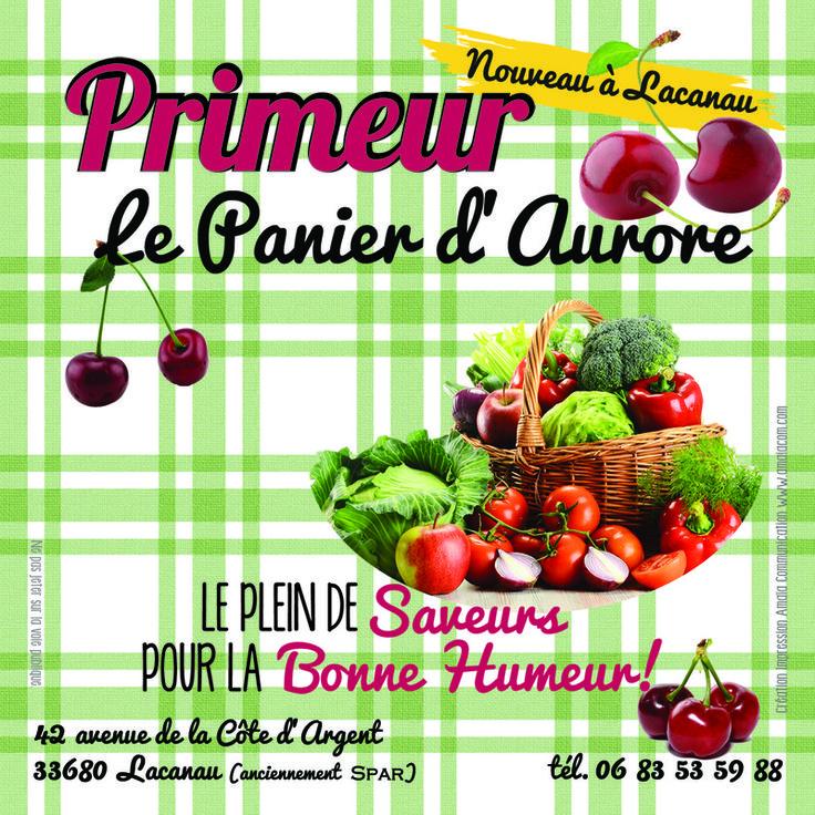 logo Primeur fruits et légumes