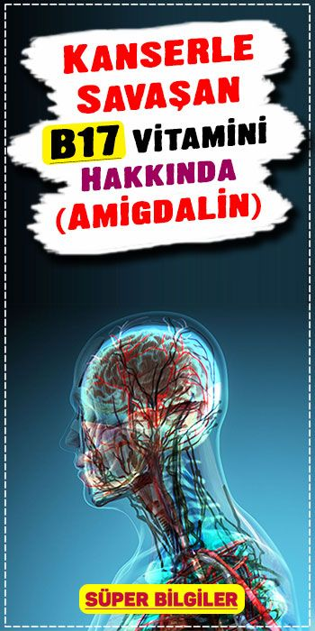 Kanserle Savaşan B17 Vitamini Hakkında (Amigdalin)