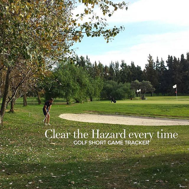 It is time for some practice! Clear a bunker, clear some water or clear the rough. Try to clear it and if you are done try it again until you are perfect at. What is your least favorite hazard?  Make practice more fun and download the #1 short game app at http://goo.gl/jOuiz8 #golf⛳️, #golflife #golftoday #improveyourgame #playgolf #practicet2improve #golfcourse #islacanelagolf