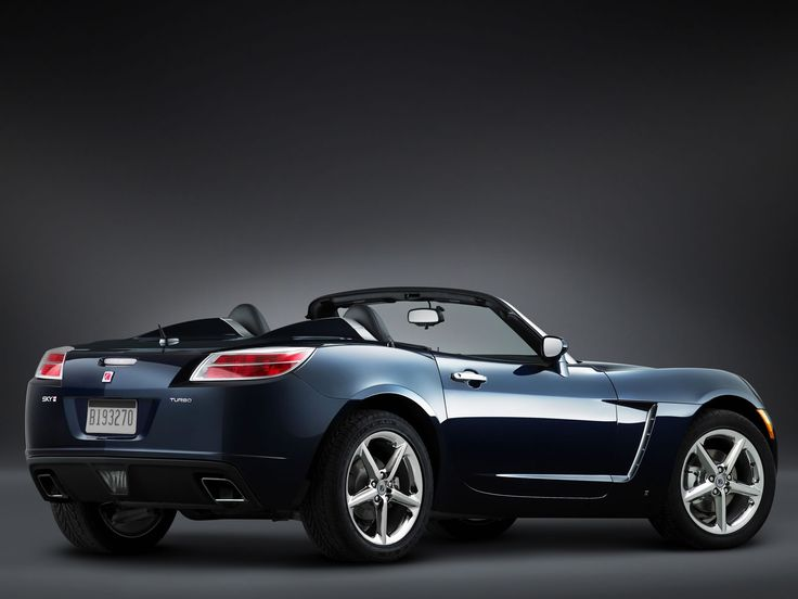 saturn sky redline | 2009 Saturn Sky Redline Still Looking For Respect