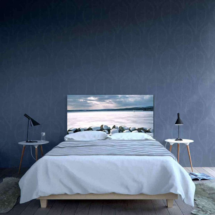1000 ideas about headboard cover on pinterest pillow for Headboard cover ideas