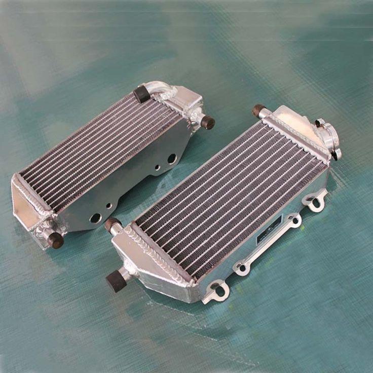 75.00$  Buy here - http://aliylx.worldwells.pw/go.php?t=1542697946 - aluminum radiator Kawasaki KX125 1994-1998 high performance motorcycle radiaotor for KX250 1995 1996 1997 1998  75.00$