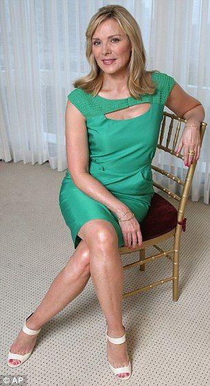 Kim Cattrall, 56 - She looks great!
