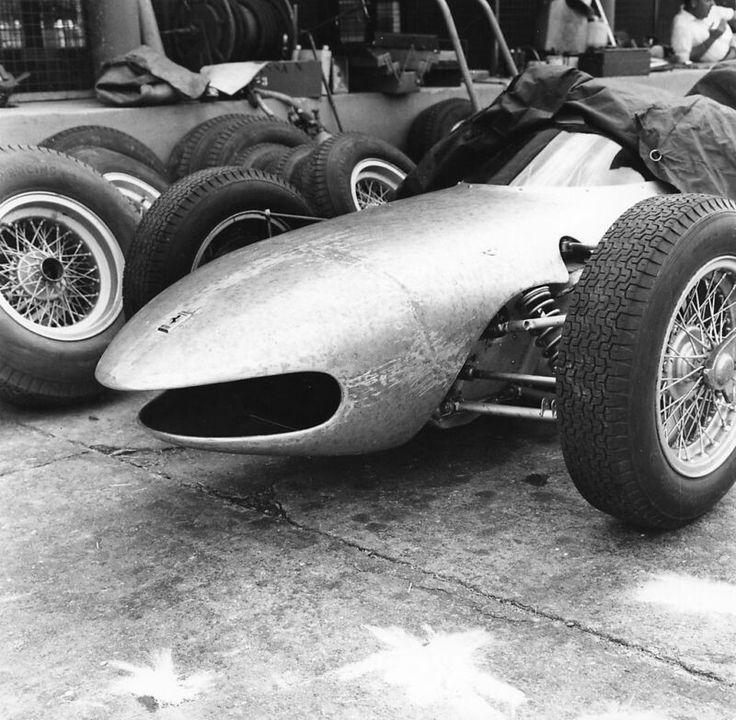 Ferrari 156 test Modena 1962