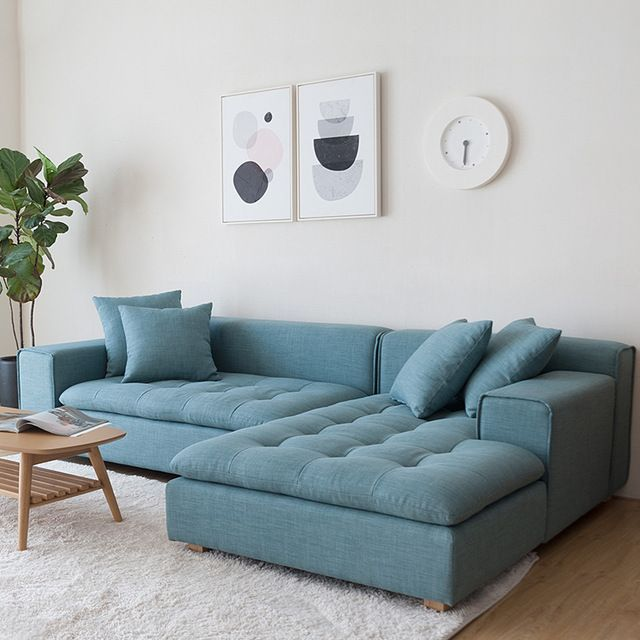 Source Living Room Furniture Modern L Shaped Corner Sofa Bed European Style On M In 2020 L Shaped Living Room L Shaped Living Room Layout Sofa Layout